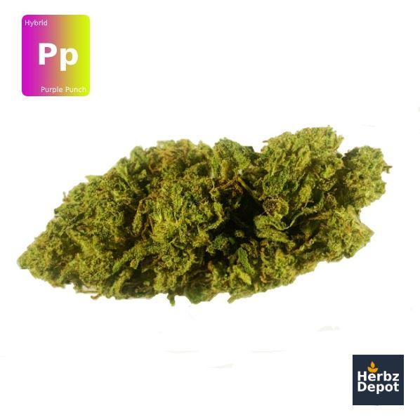 Purple Punch Herbz Depot