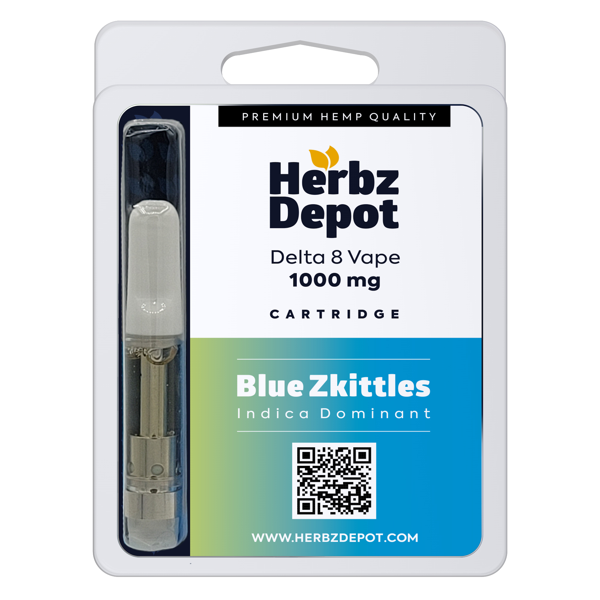 Blue Zkittles