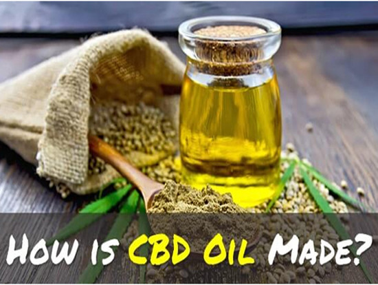 HOW IS OUR CBD OIL MADE