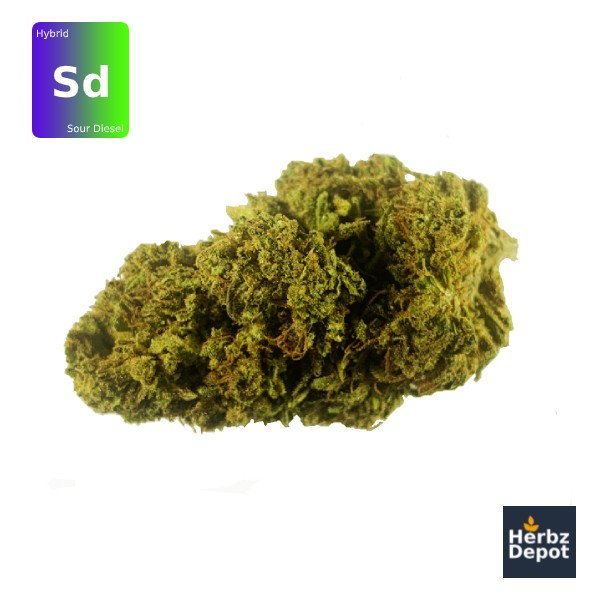 Sour Diesel CBD flower