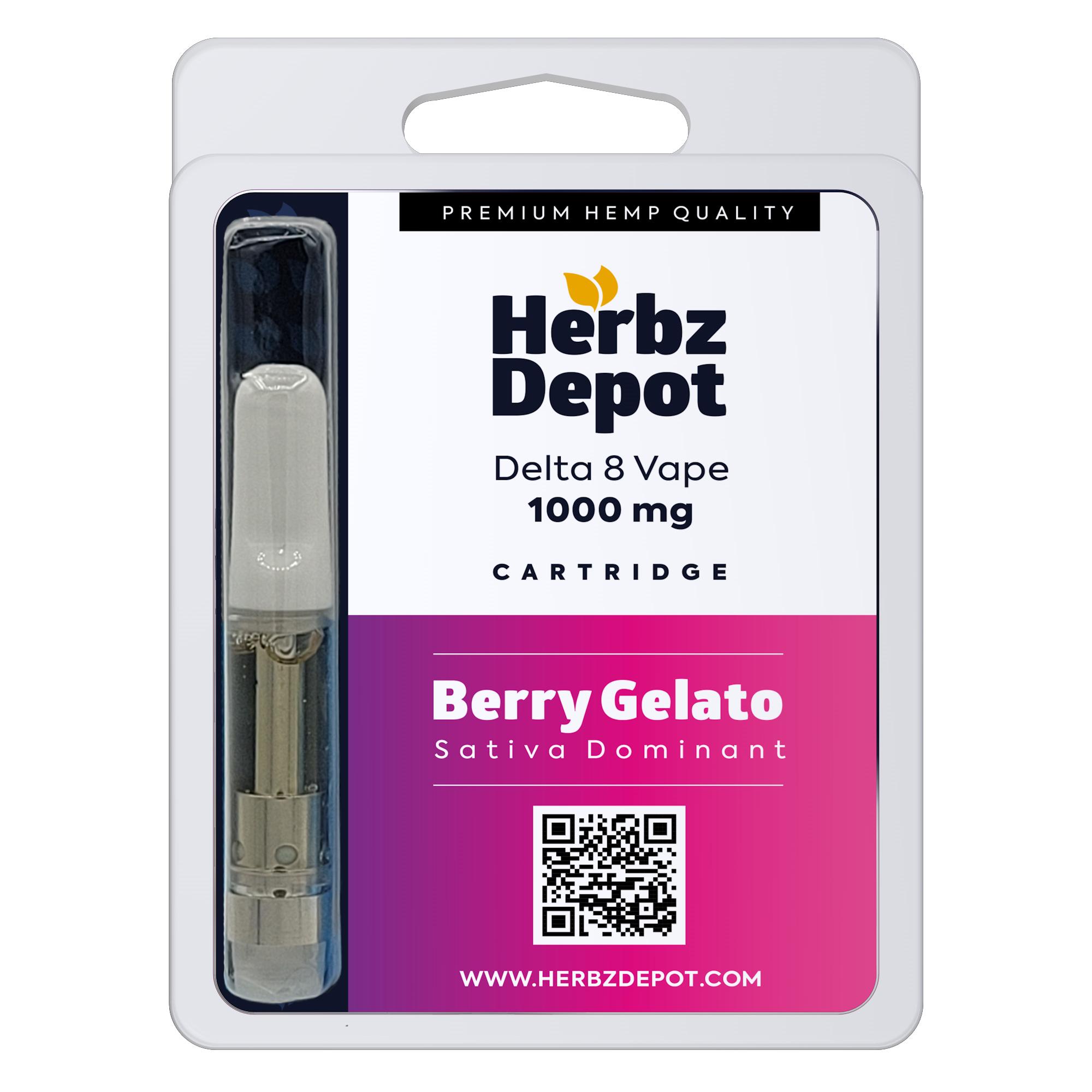 Berry Gelato