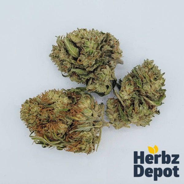 Sour CBG Hemp Flower