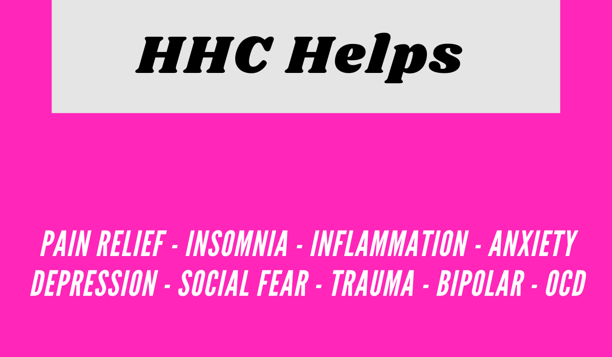 HHC may help