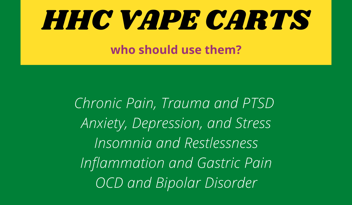 HHC vapes in the US