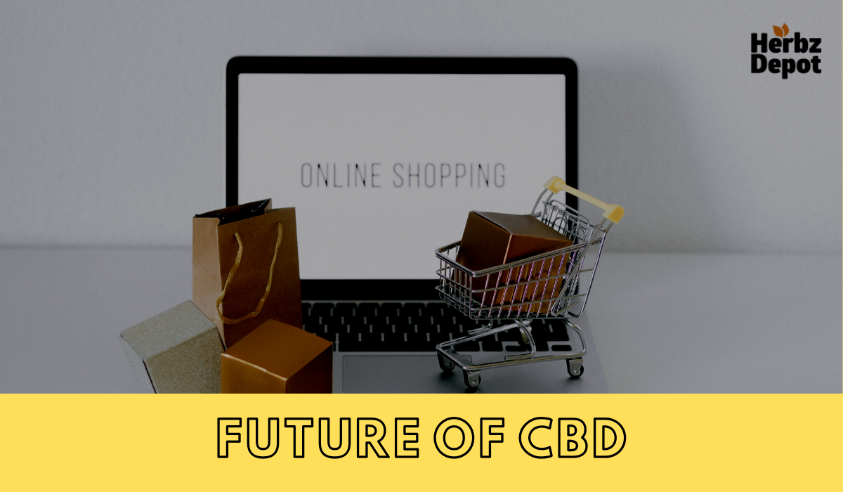 The Future Of CBD Is Just Getting Louder With Product Innovation