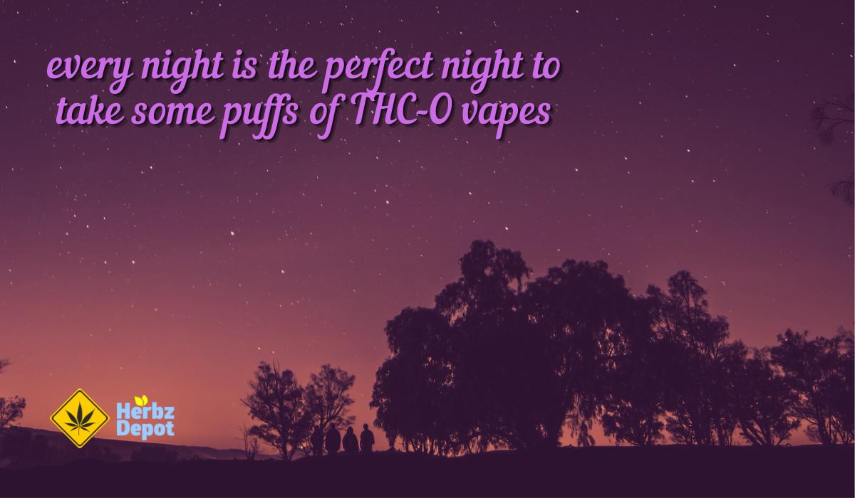 THC-O vape carts