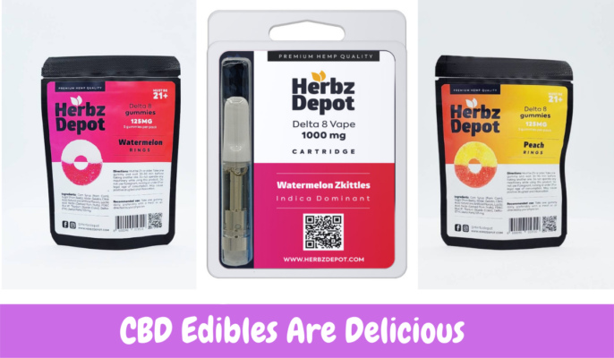 Why do so many people love CBD-edibles and use them on a daily basis?